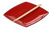 ID 3179726   Pałeczki na czerwonym tablicy   Foto stockowe wysokiej rozdzielczości   KLIPARTO