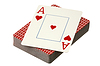 Фото 300 DPI: Игральные карты - туз