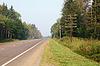 국가 고속도로 | Stock Foto