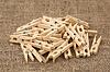 Clothespins | Stock Foto