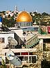 Photo 300 DPI: Gold dome of Jerusalem