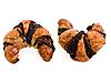 Croissants   Stock Foto
