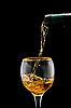 Photo 300 DPI: Gold wine