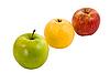 ID 3067967 | Jabłka | Foto stockowe wysokiej rozdzielczości | KLIPARTO