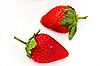Ripe strawberry | Stock Foto