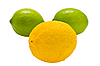 Lemon and limes | Stock Foto