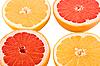 Photo 300 DPI: Grapefruits