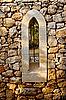 Narrow window | Stock Foto