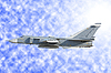 Фото 300 DPI: Военный бомбардировщик СУ-24