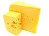 Photo 300 DPI: piece of cheese