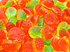 Photo 300 DPI: Fruit multi-colored candies