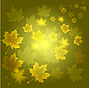 Vector clipart: abstract flora background