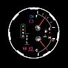 Векторный клипарт: приборной панели автомобиля