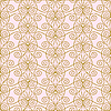 Vector clipart: Seamless pattern of abstract smooth forms