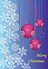 Векторный клипарт: Счастливого Рождества