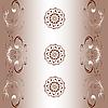Vektor Cliparts: Ein einstimmiges Hintergrund pattern