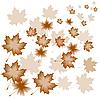 Vektor Cliparts: abstrakte flora Hintergrund