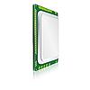 Vektor Cliparts: Moderne Prozessoren mit Reflexion.