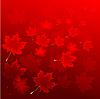 Vektor Cliparts: abstrakter floraler Hintergrund