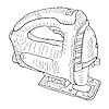 Vector clipart: of jigsaw