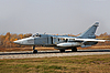 Photo 300 DPI: Military jet bomber airplane Su-24 Fencer