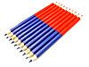 Blue pencils  | Stock Foto