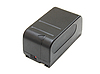 Black small rectangular accumulator | Stock Foto