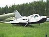 旧的军用飞机 | 免版税照片