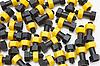 Plastic children's screws | Stock Foto