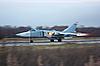 军用喷气轰炸机   免版税照片