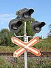 Железнодорожный светофор цвета