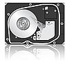 Vector clipart: Computer hard disk drive.