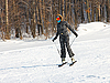 ID 3181158 | Young woman skiing | High resolution stock photo | CLIPARTO