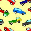 Векторный клипарт: Автомобиль бесшовные обои,