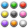 Vector clipart: Web buttons