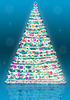 Christmas tree | Stock Illustration