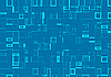 Photo 300 DPI: abstract background of mosaic blue tiles