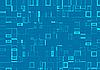 ID 3075250 | 抽象的马赛克背景的蓝色瓷砖 | 高分辨率插图 | CLIPARTO