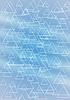 Фото 300 DPI: Фон из множества блестящих треугольников