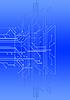 Photo 300 DPI: abstract set of printing conductors