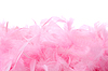 Pink feathers pile | Stock Foto