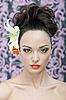 Beauty portrait   Stock Foto