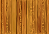 Vector clipart: Wooden boards