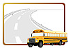 School bus | Stock Vector Graphics