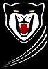 Векторный клипарт: Черная пантера