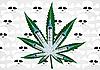 Векторный клипарт: Наркотик