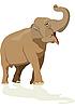 Elephant | Stock Vector Graphics