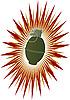 Векторный клипарт: Гранат