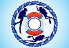 Векторный клипарт: Спасательный круг и аквалангистов