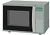 Vector clipart: Microwave